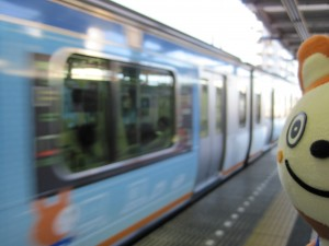 にゃん電車