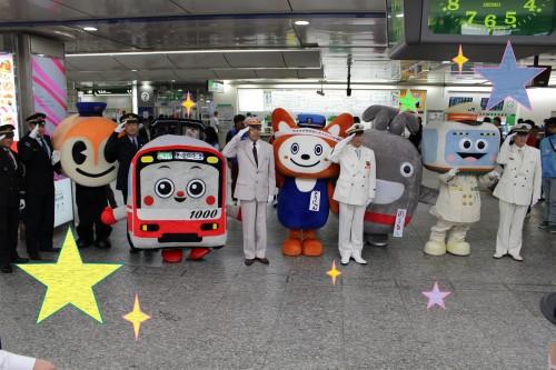 横浜駅まつり加工⑥