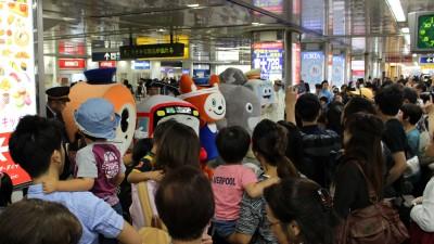 横浜駅まつり①