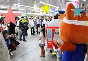 横浜駅祭り加工⑦